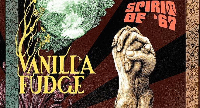 Vanilla Fudge dusts off the organ and pumps up some hits from 1967.