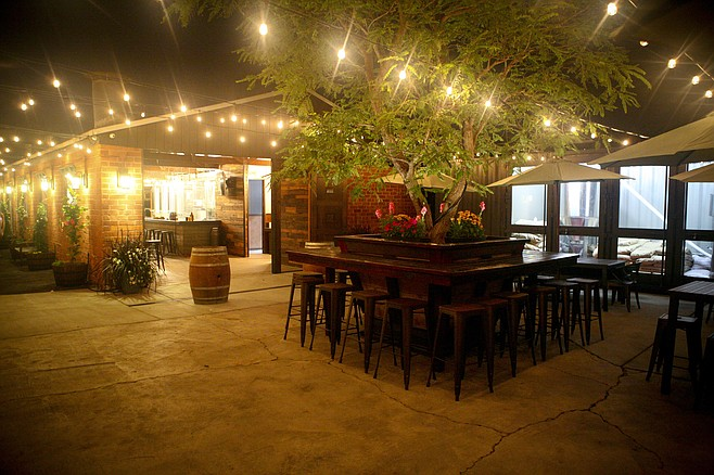 La Mesa's second craft beer garden.