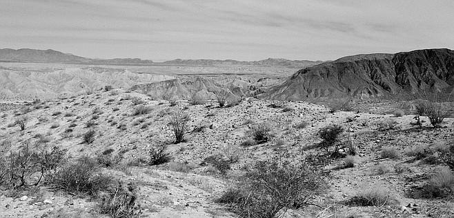 View from Badlands Overlook