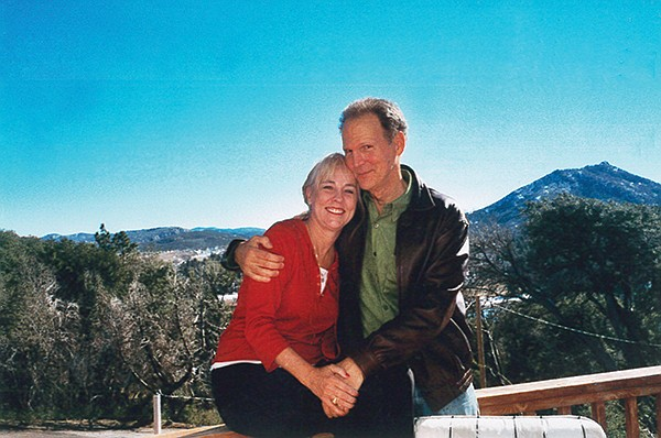 Kevin and Rebecca Brown met in 1992 after she answered a singles ad he placed in the Union-Tribune.