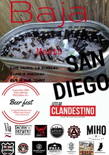 San Diego's first Baja-centric beer festival