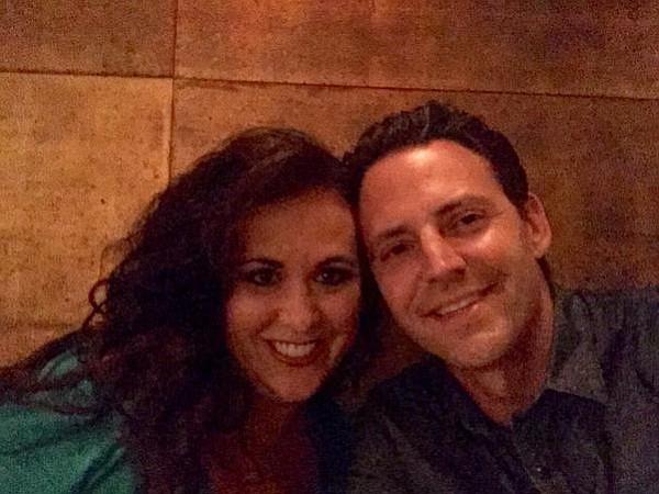Lorena Gonzalez and Nathan Fletcher