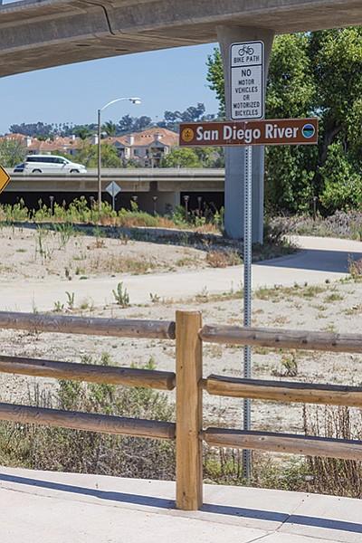 The San Diego River Trail