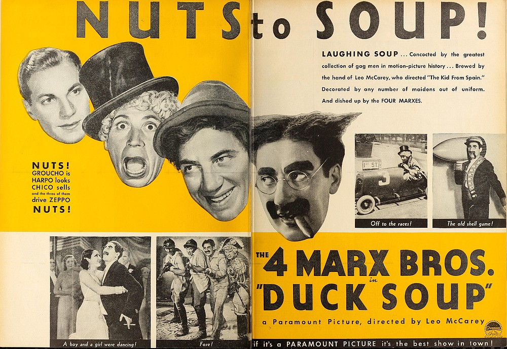 Trade ad. FILM DAILY, 1933.