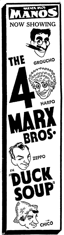 GREENSBURG DAILY TRIBUNE, November 25, 1933.