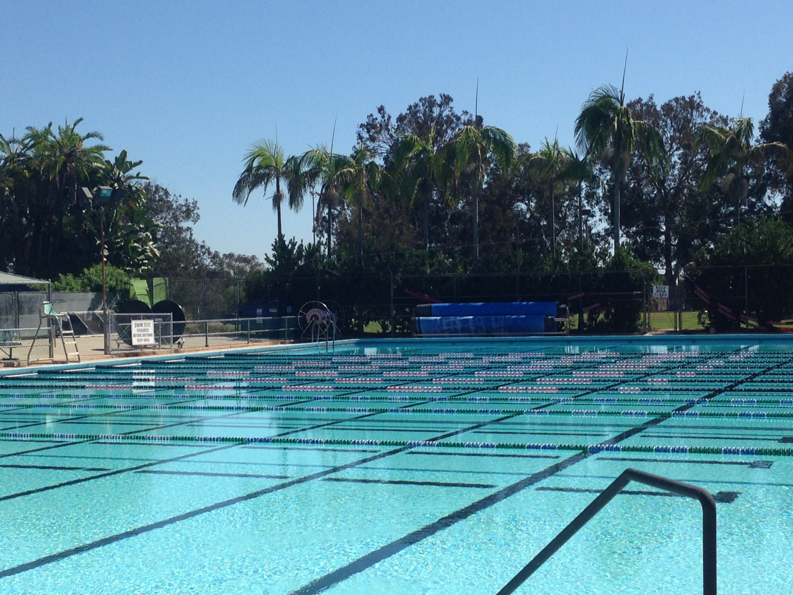 It 39 S Fixed No Running And No Peeing In Bud 39 S Pool San Diego Reader