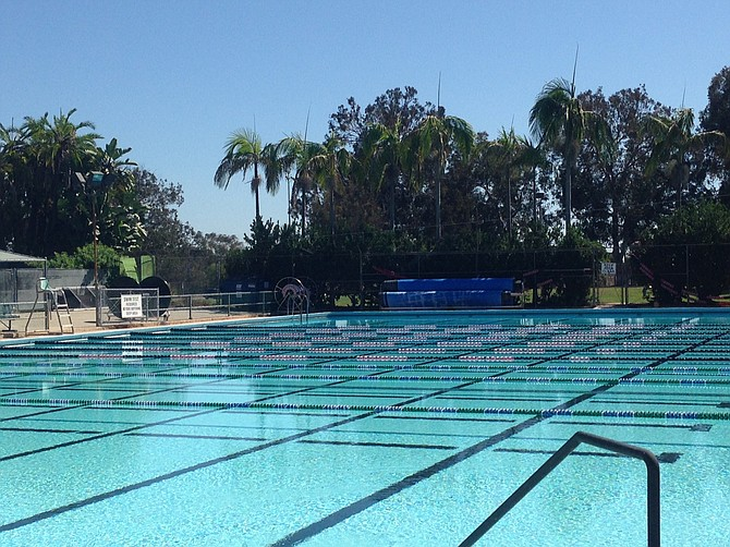 Open at least through the high school water-polo season