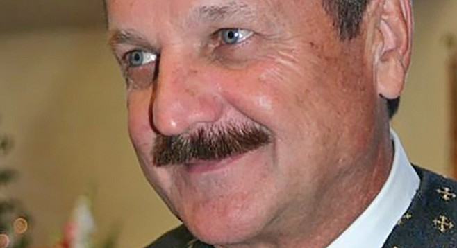 Glen Larsen of Community Church of Poway