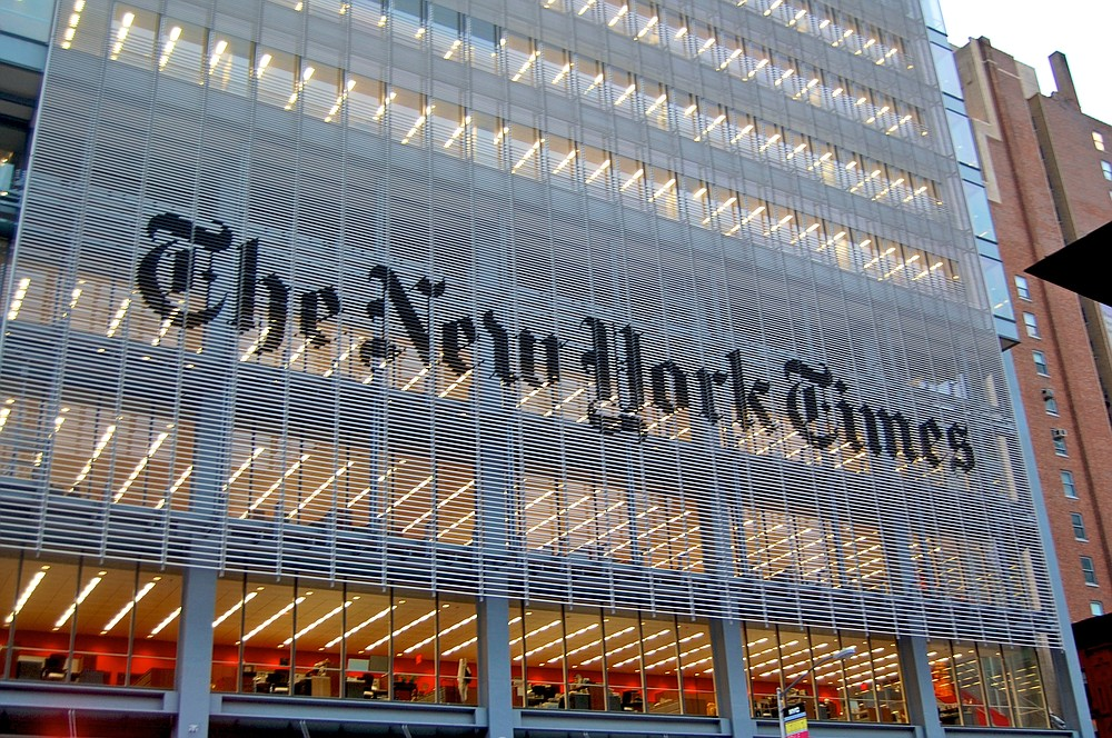 New York Times HQ