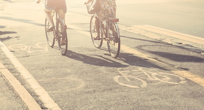San Diegans respond to last week's cover story on our city's bike paths