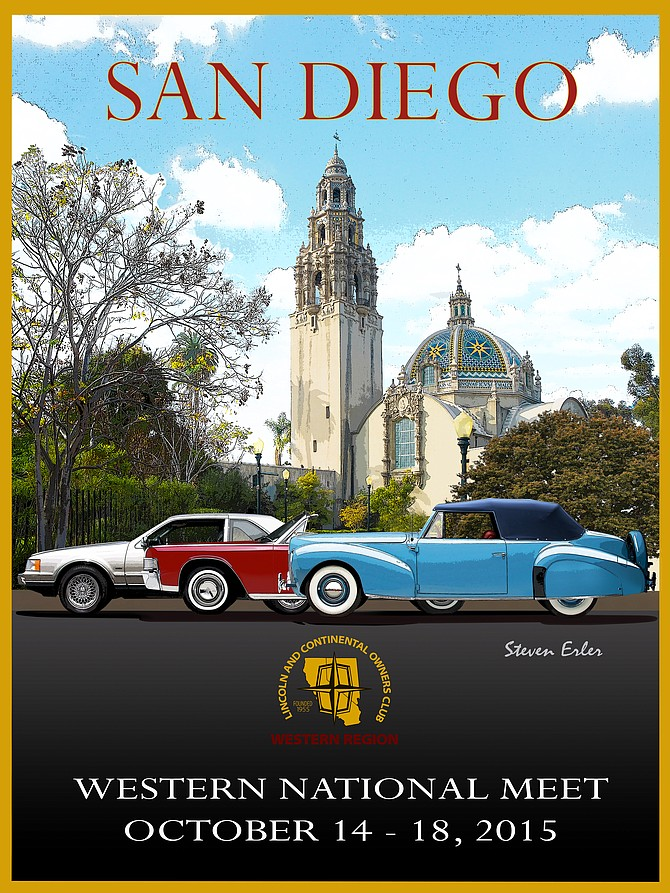 Western National Meet here celebrates Lincolns of the past, present and future.