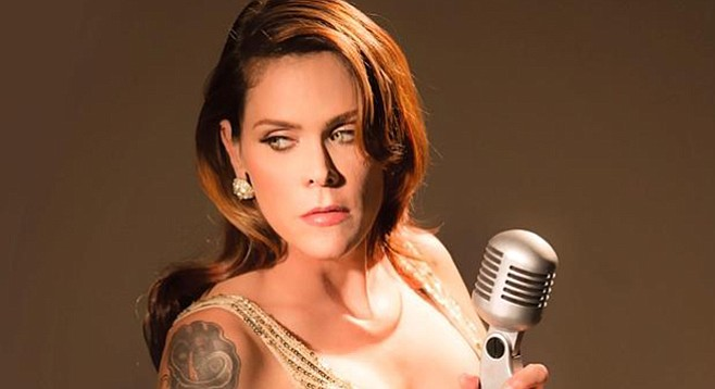 Beth hart is touring in support of her new record, Better Than Home.