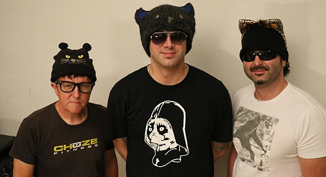 Kitty Plague answers the call of the void on their latest record.