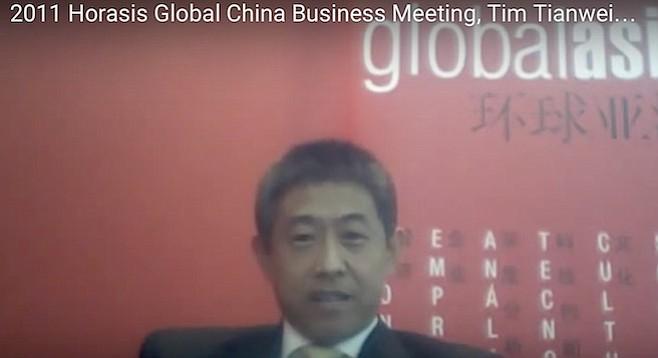 Tim Tianwei Zhang