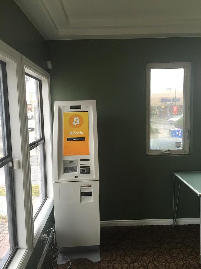 O.B.'s Bitcoin ATM