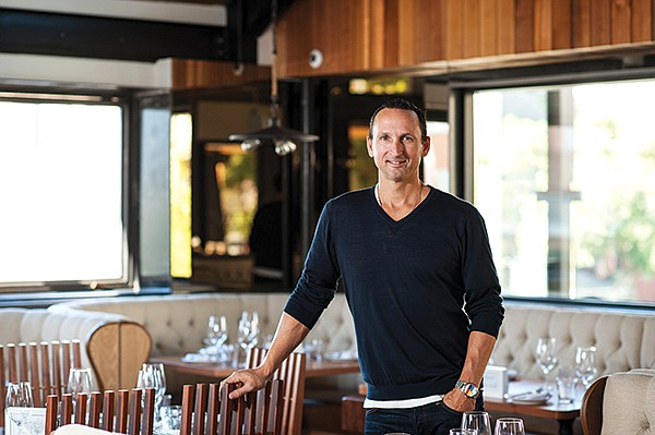 """""""Yelp is a necessary evil,"""" says Matt Spencer, co-owner of  Kettner Exchange and other San Diego eateries."""