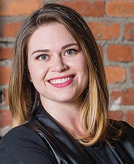 Yelp spokesperson Rachel Walker