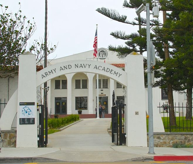 Carlsbad's Army and Navy Academy