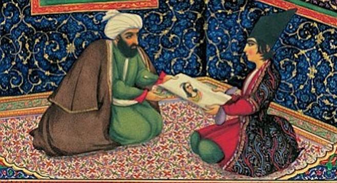 1,001 Arabian Nights