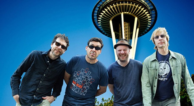Twenty-seven years later, Seattle act Mudhoney running strong behind their new record, Vanishing Point.