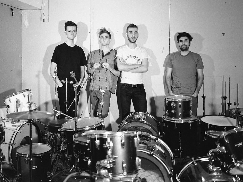 Ought or Yacht? Ought (pictured) plays the Hideout Tuesday night. Yacht docks at Casbah.