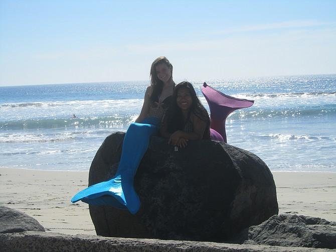 Mermaids in Oceanside :)