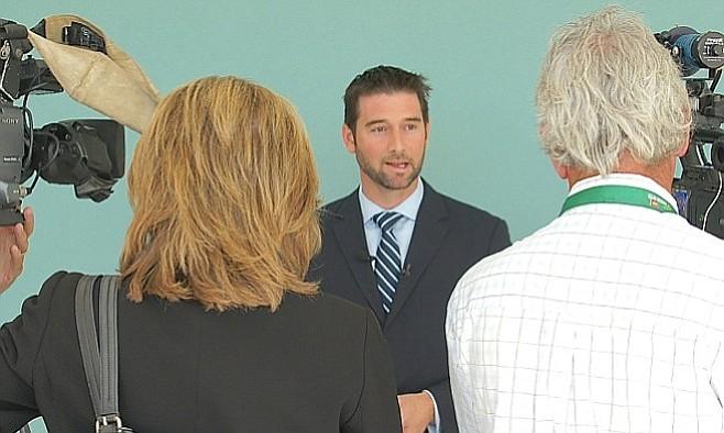 Defense attorney Daniel Greene