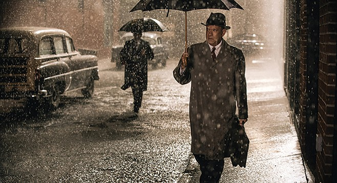 Bridge of Spies: When the atmosphere's this murky, it can be hard to tell friend from foe.
