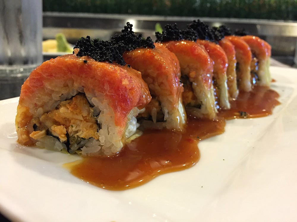 The Number 18 special roll