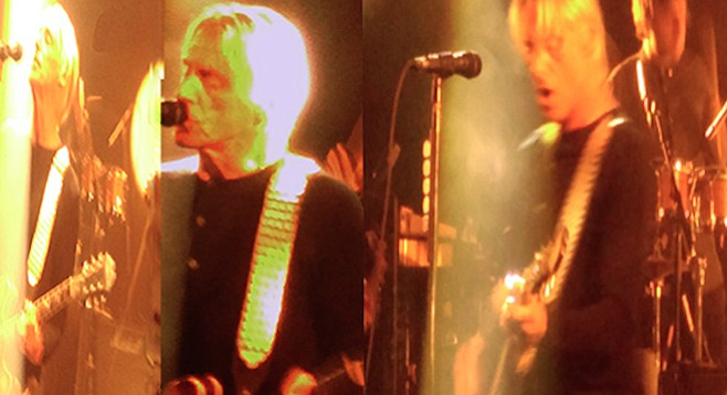 Weller acknowledges that he isn't a tribute act to his past...