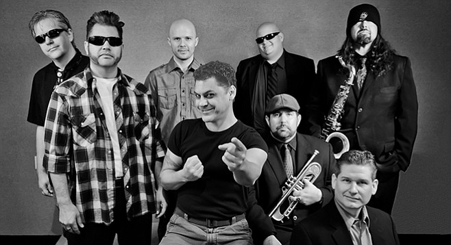 Dead Man's Party — a tribute to Oingo Boingo — plays Belly Up on Saturday night.