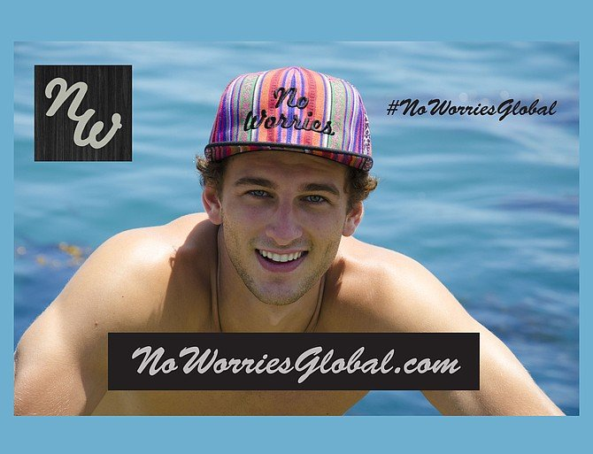No Worries Global - An optimistic brand from San Diego, CA making the world a better place, one less worry at a time.