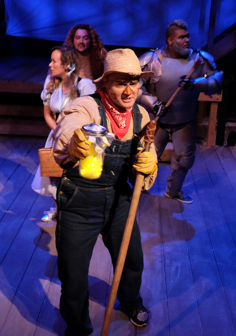 Oz at Lamb's Players Theatre