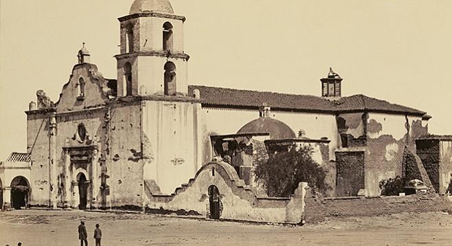 Mission San Luis Rey, Oceanside