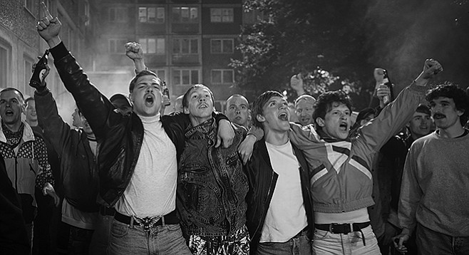 We Are Young, We Are Strong tells the story of the 1992 Lichtenhagen-Rostock riots.
