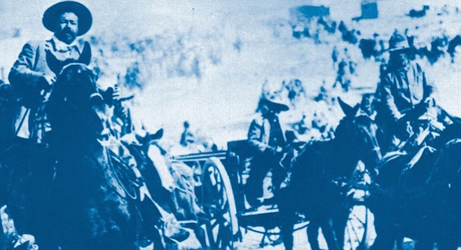 A scene from Paul Espinosa's The Hunt for Pancho Villa