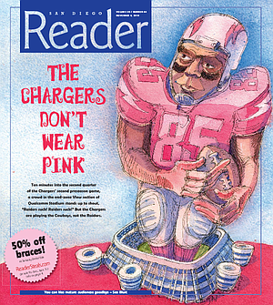 ed2b37da San Diego wives learn to deal with the Chargers | San Diego Reader