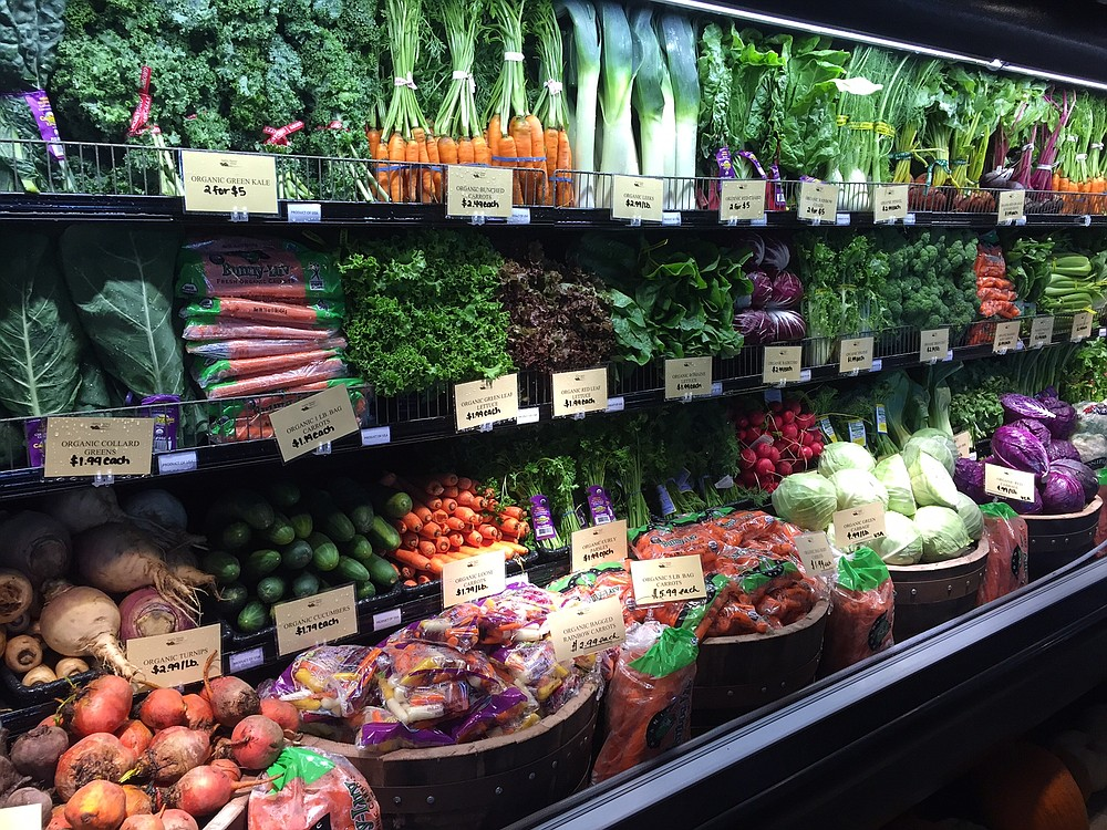 Pick some produce, any produce