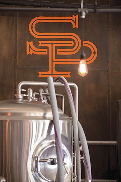 South Park Brewing - Image by Andy Boyd