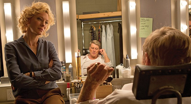 Truth: Cate Blanchett and Robert Redford. Who'd you Rather?