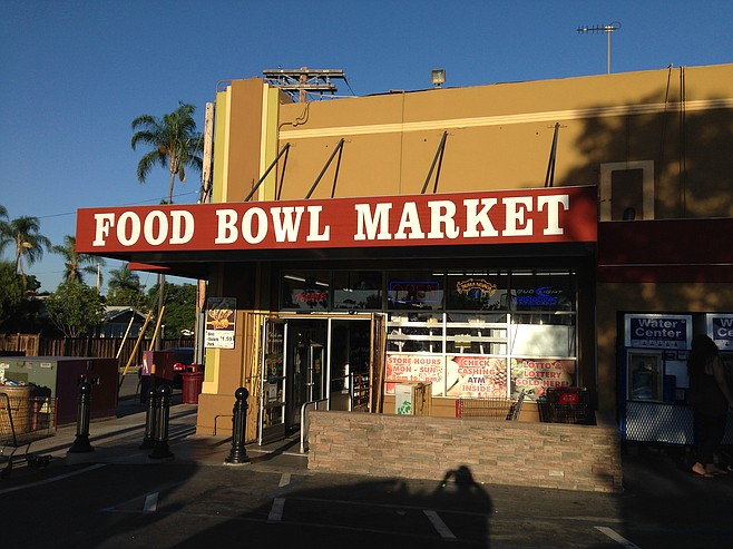 Food Bowl Market, home of the best salsa in town