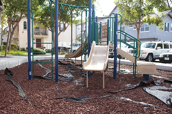 Playground at Greystone at Eastlake Vistas