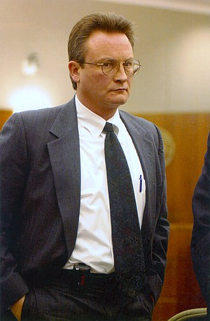 Robert Weitzel, 44, is on trial for the murder of five elderly patients in a Utah geriatric-psychiatric clinic.