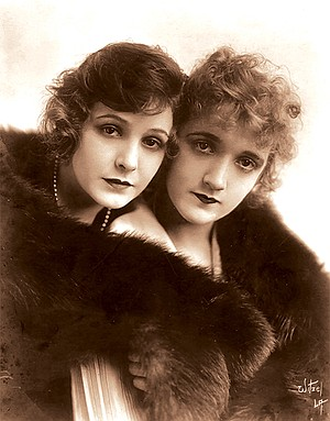 The Talmadge sisters