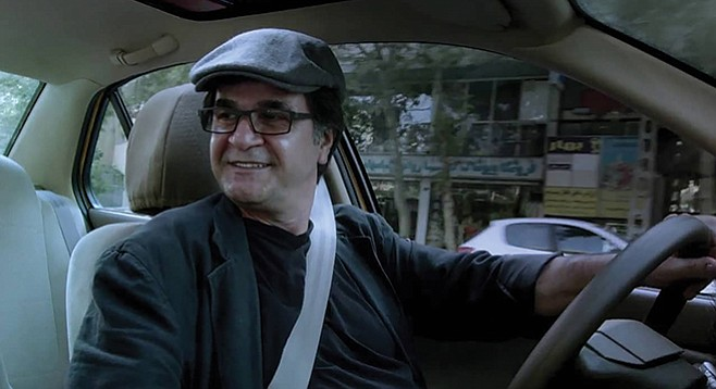 Taxi: Jafar Panahi's talking to you