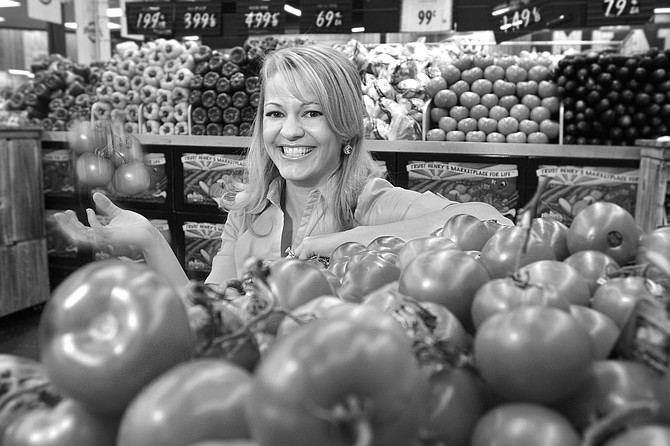 Leigh Needham Leigh Needham is Henry's regional marketing manager; her bailiwick includes 15 stores in San Diego County and a dozen in Orange County. - Image by Alan Decker