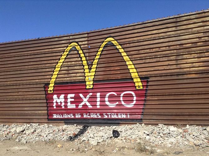 McDonalds Billions of acres stolen