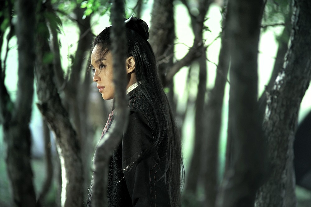 Shu Qi stars as The Assassin.