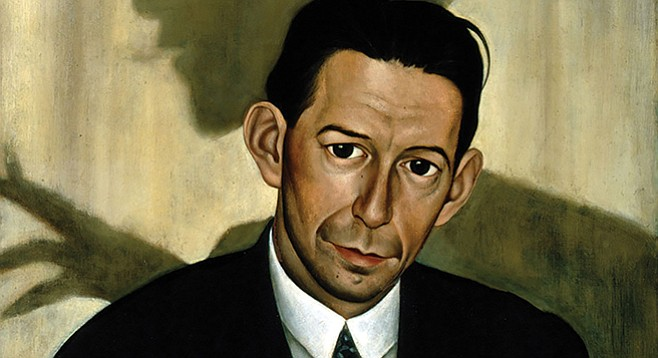 Portrait of Dr. Haustein by Christian Schad (1928)