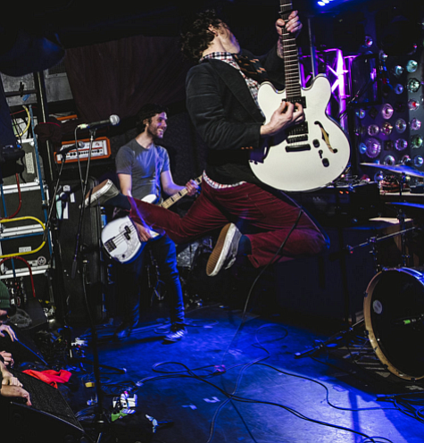 Punk-n-roll band Beach Slang play the Hideout Friday night!